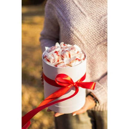 Сладкий букет из конфет Рафаэлло №50