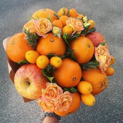 """Букет """"Оранжевая мечта"""""""