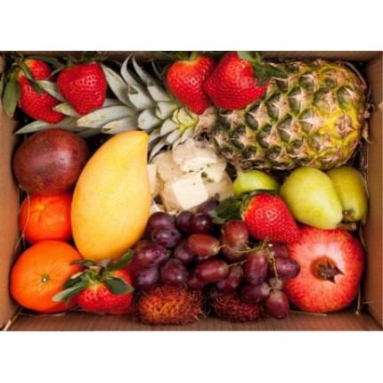 Коробка с фруктами- Любимой
