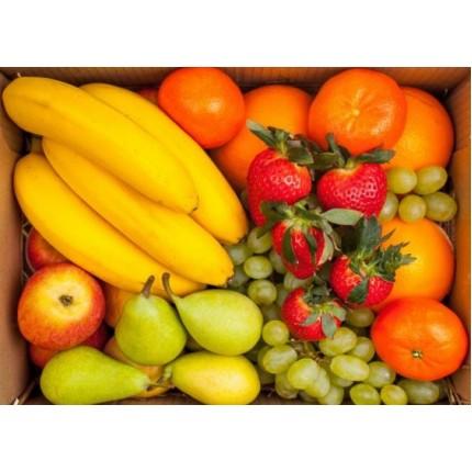 Коробка с фруктами - Комплимент