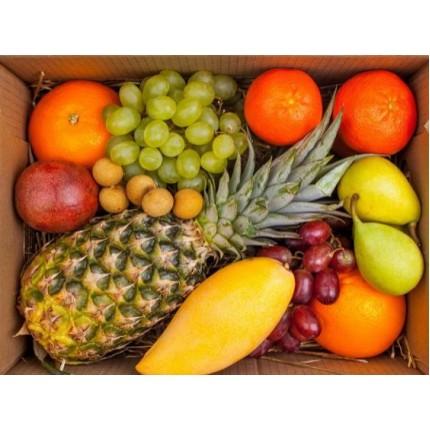 Коробка с фруктами- Витаминка