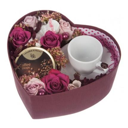 "Подарочная коробка ""Тайна в сердце"""
