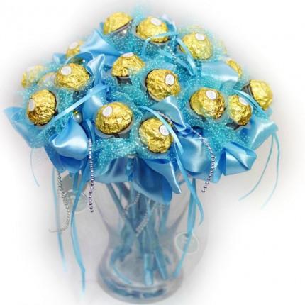 Шоколадный букет Мира