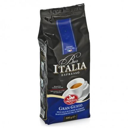 Кофе зерновой BAR ITALIA Gran Gusto