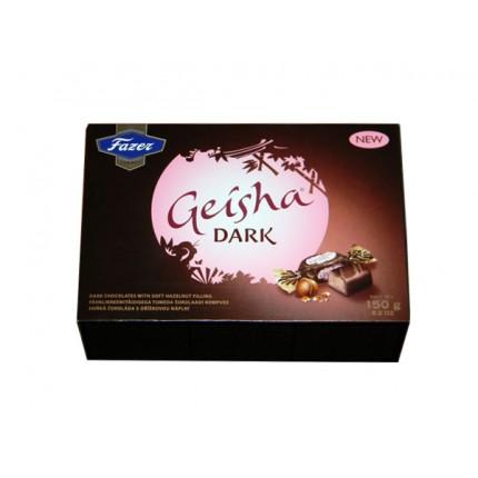 Конфеты Geisha dark