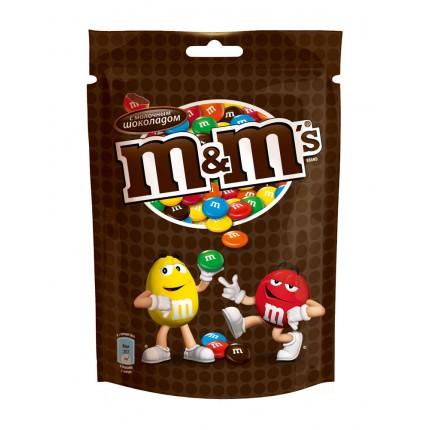 Шоколадные конфеты M&M's